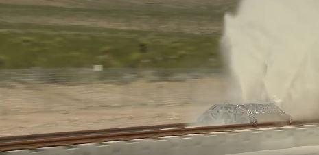 Konstrukcja napędu Hyperloop
