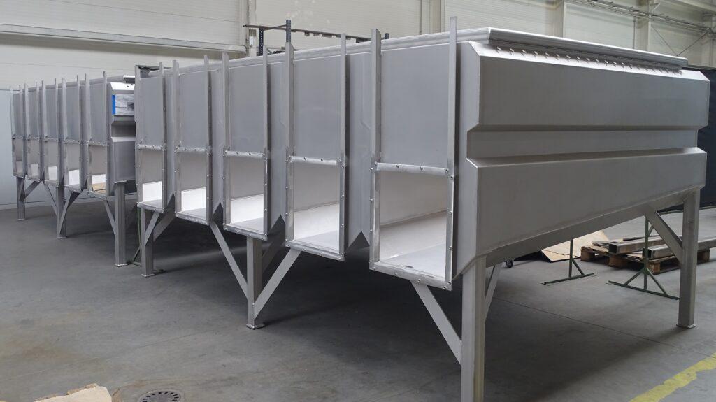 Maszyny iurządzenia dla przemysłu spożywczego