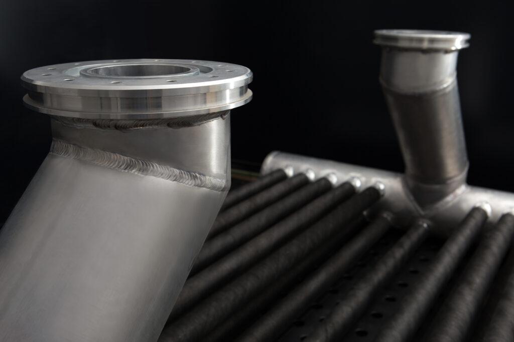 CONSTRUCTIONS FOR ENERGY ALUMINUM HEAT EXCHANGERS aluminiowe wymienniki ciepła
