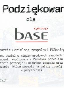 działania CSR wBase Group